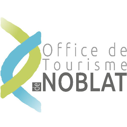 Logo Office de Tourisme de Noblat