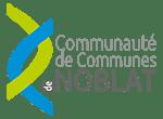 Logo Communauté de Communes de Noblat