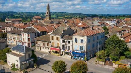 Balades dans la ville avec France Bleu