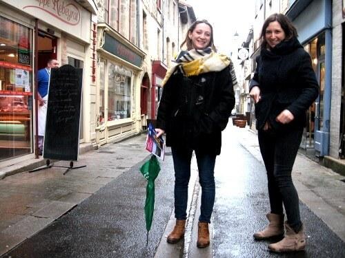 Promenade à Saint-Léonard avec Radio Vassivière