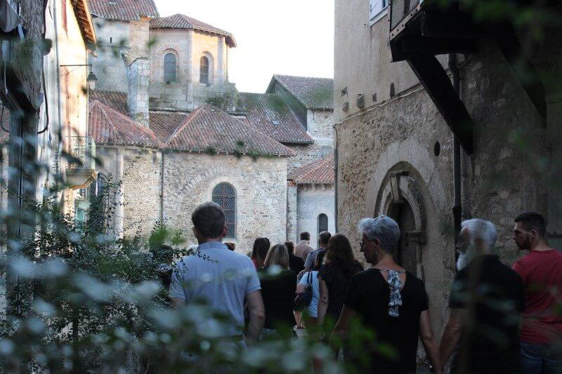Visite guidée de la cité médiévale de Saint-Léonard de Noblat