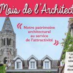 Programme du Mois de l'architecture 2019