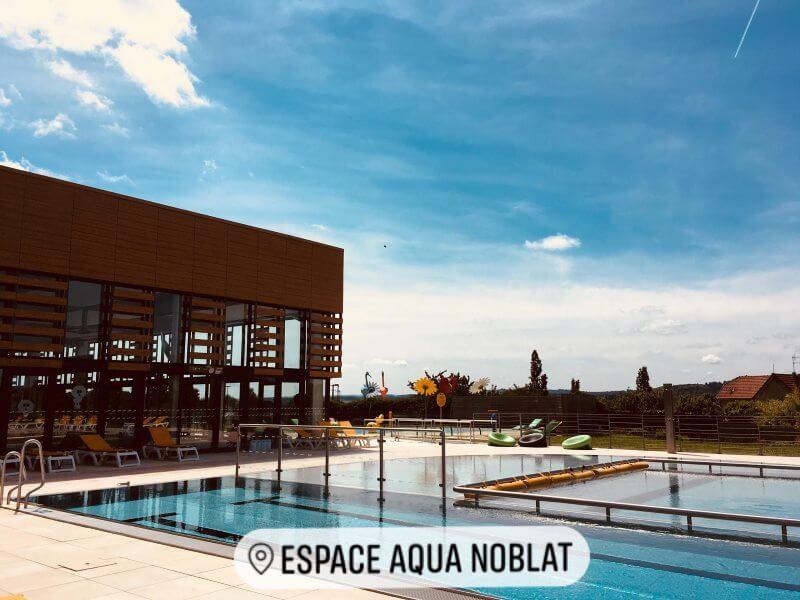 Espace Aqua'Noblat