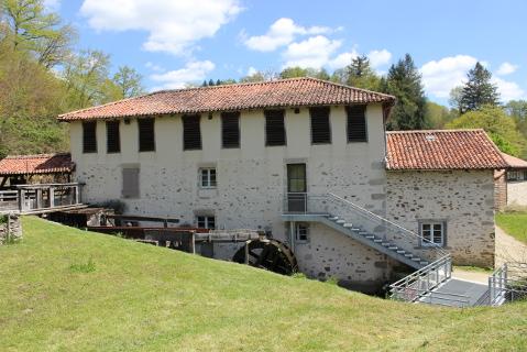 Extérieur du Moulin du Got