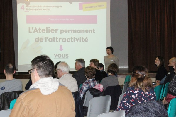 Atelier Permanent de l'Attractivité
