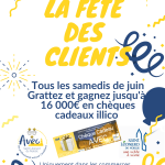 Fête des clients en juin à Saint-Léonard de Noblat !